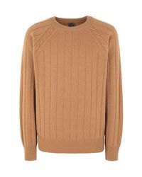 8 by YOOX Brown Sweater for men