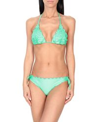 Seafolly Green Bikini