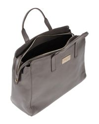 Blugirl Blumarine Gray Handbag
