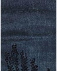 Pantalones vaqueros ALTEЯƎGO de color Blue