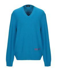 Pullover di CALVIN KLEIN 205W39NYC in Blue da Uomo