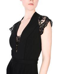 Catherine Deane Black Long Dress