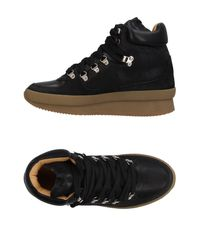Étoile Isabel Marant - Black High-tops & Sneakers - Lyst