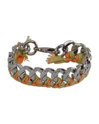 Gogo Philip - Green Bracelet - Lyst