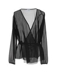 Camisa Berna de color Black