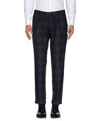 Pantalones Yan Simmon de hombre de color Blue