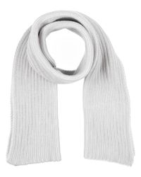 Anneclaire Gray Scarf