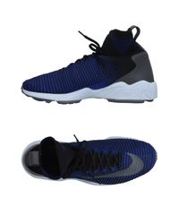 Nike Blue High-tops & Sneakers for men