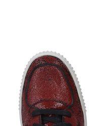 John Varvatos - Red High-tops & Sneakers for Men - Lyst