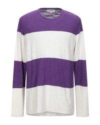 YMC Purple Sweater for men