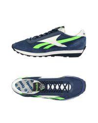 Reebok Blue Low-tops & Sneakers for men