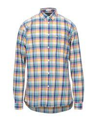 Tommy Hilfiger Blue Shirt for men