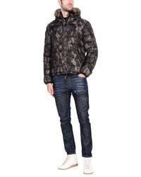 Duvetica - Green Down Jacket for Men - Lyst