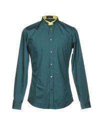 Viktor & Rolf - Green Shirt for Men - Lyst