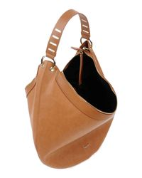 Pollini Brown Handbag