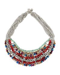 Otazu Red Necklace