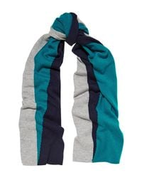Magaschoni Blue Scarf