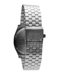 Montre de poignet Nixon pour homme en coloris Metallic
