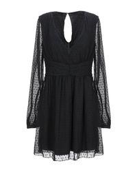 Robe courte Guess en coloris Black