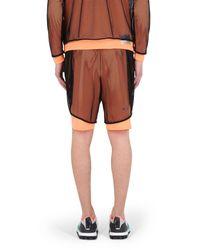 Adidas Originals Orange Bermuda for men