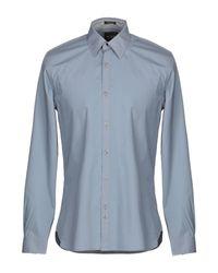 Guess Gray Shirt for men