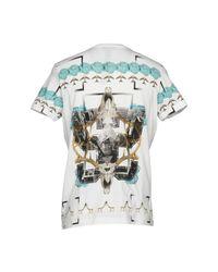 John Richmond - White T-shirt for Men - Lyst