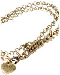 Twin Set - Metallic Bracelet - Lyst