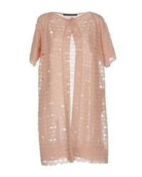 Antonino Valenti Pink Overcoats