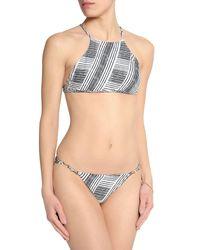 ViX Black Bikini-Oberteil