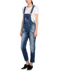 Combi-pantalon Silvian Heach en coloris Blue