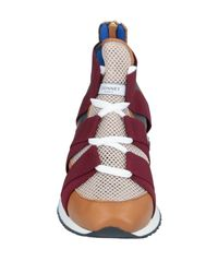 Vionnet Multicolor High Sneakers & Tennisschuhe
