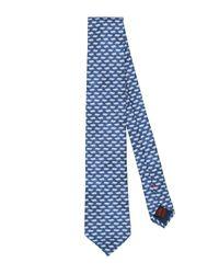Cravate Fiorio pour homme en coloris Blue
