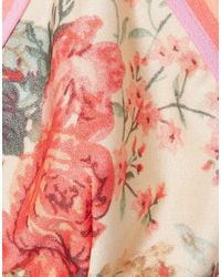 Sujetador bikini Zimmermann de color Pink