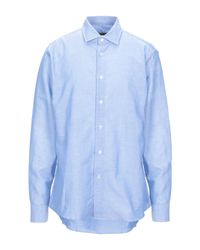 Roda Hemd in Blue für Herren