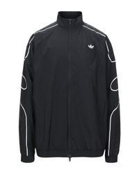 Giubbotto di Adidas Originals in Black da Uomo