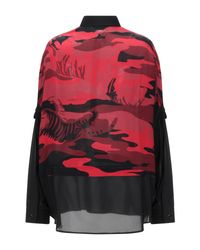 Versace Jeans Red Hemd