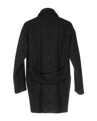 Valentino Gray Coat for men