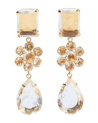 Bounkit Metallic Earrings