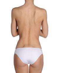 La Perla - White Swim Brief - Lyst