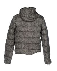 Duvetica Black Down Jacket for men