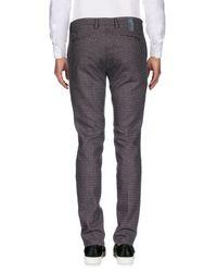Dimattia Gray Casual Pants for men