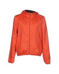 40weft Red Jacket for men