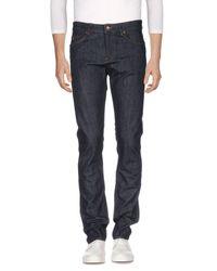 BOSS by Hugo Boss Blue Denim Pants for men