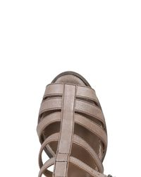 Fiorentini + Baker - Gray Sandals - Lyst