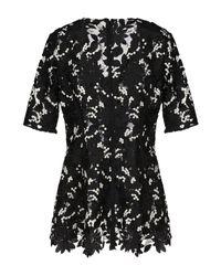 Blusa di Lela Rose in Black
