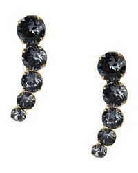 Ca&Lou - Blue Earrings - Lyst