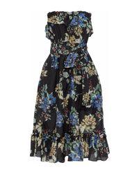 Nicholas Black Knee-length Dress