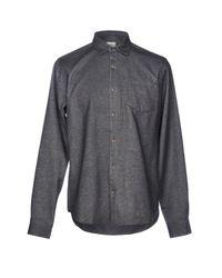 40weft Gray Shirt for men