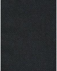 Pantalones Incotex de hombre de color Black