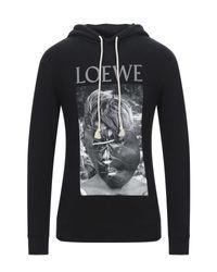Loewe Black Sweatshirt for men